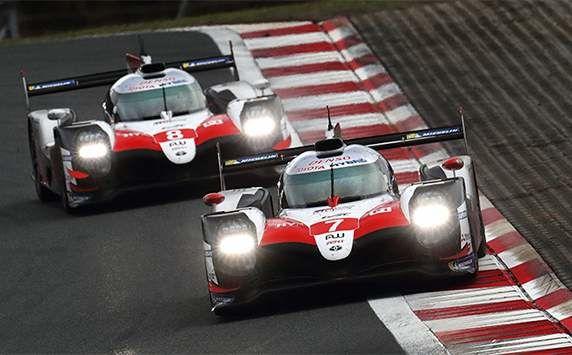 racing hybrid