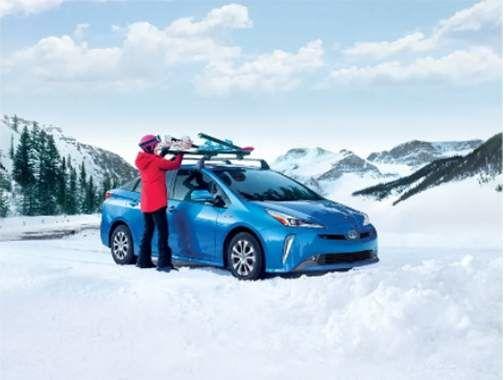 2020 Prius AWD