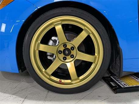 Corolla tires speed academy