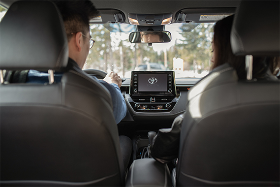 Toyota Safety brakes
