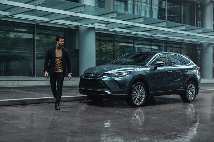 2021 Toyota Venza Exterior Design