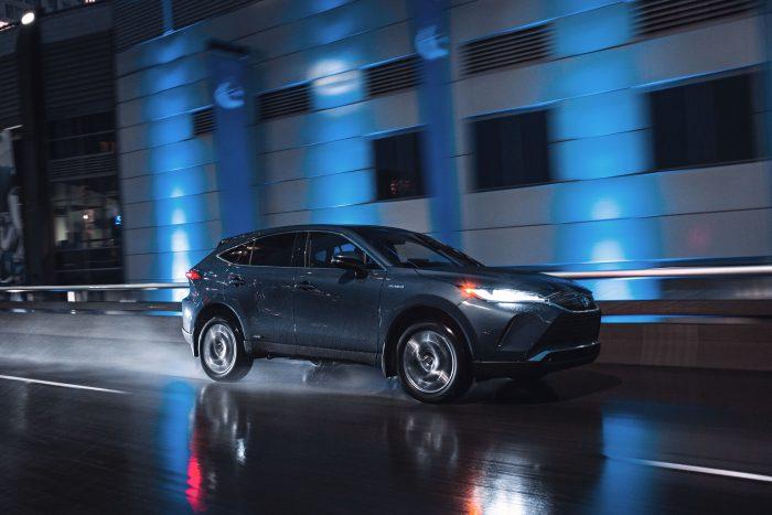 New 2021 Toyota Venza SUV