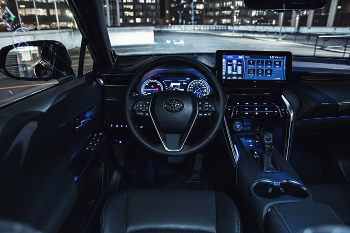Toyota Venza 2021 Interior Technology