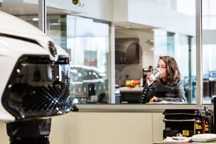 Toyota maintenance service