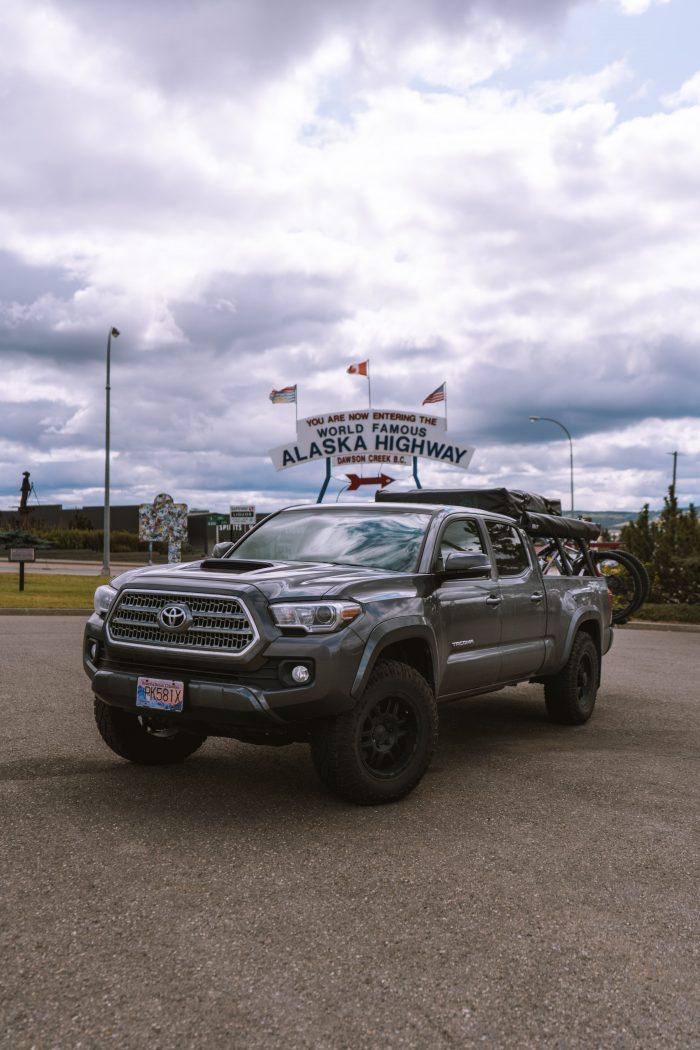 2017 Toyota Tacoma Exterior