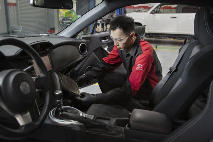 Toyota maintenance