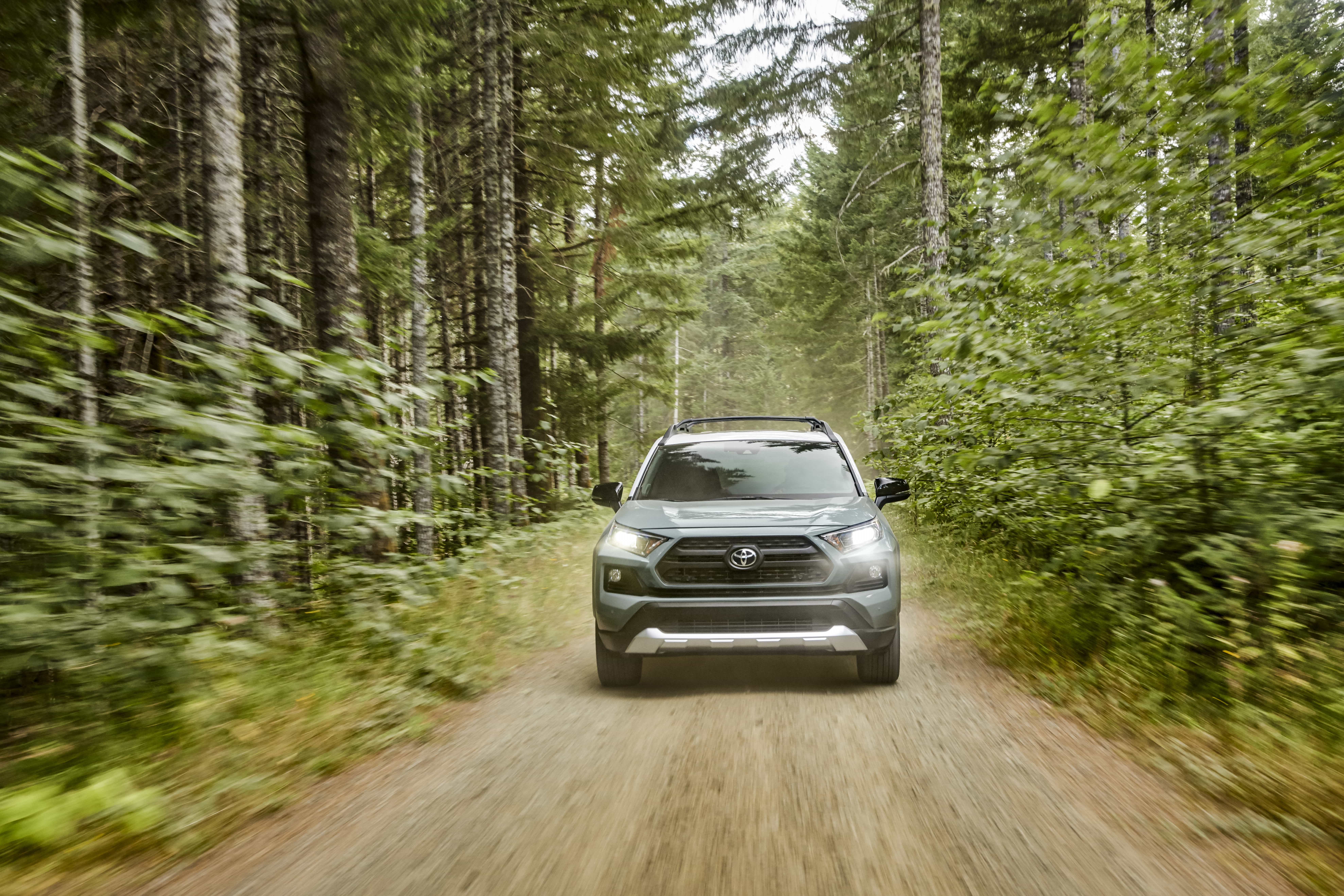 2021 Toyota RAV4 vs Honda CR-V: SUV Comparison
