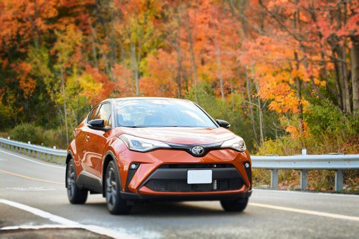 Toyota C-HR 2020 Hot Lava