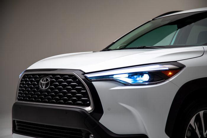 2022 Toyota Corolla Cross Design