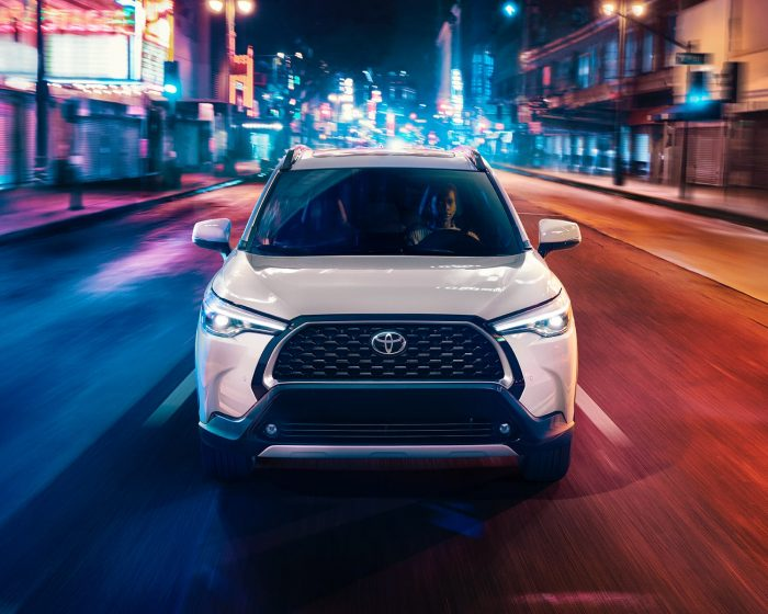2022 Toyota Corolla Cross Safety & Performance