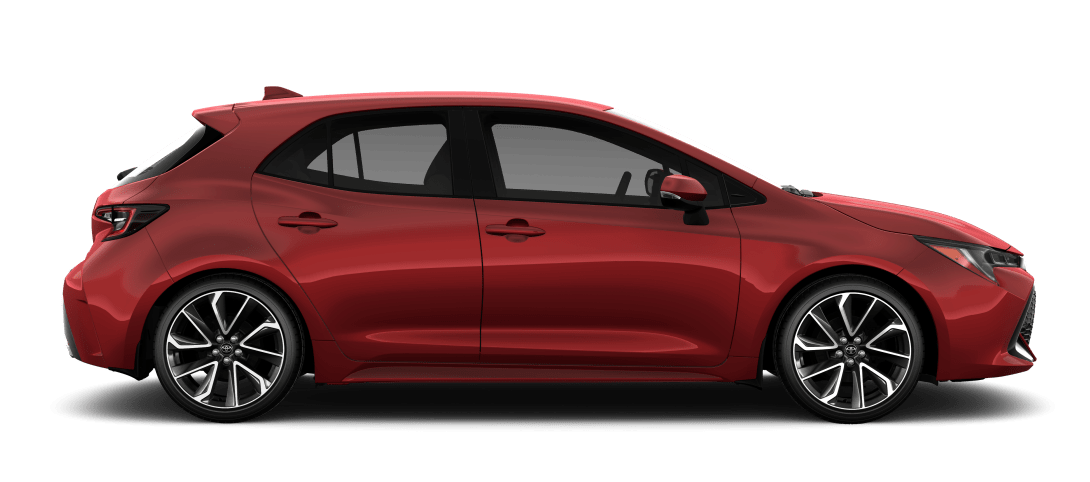 Corolla Hatchback SE Upgraded CVT