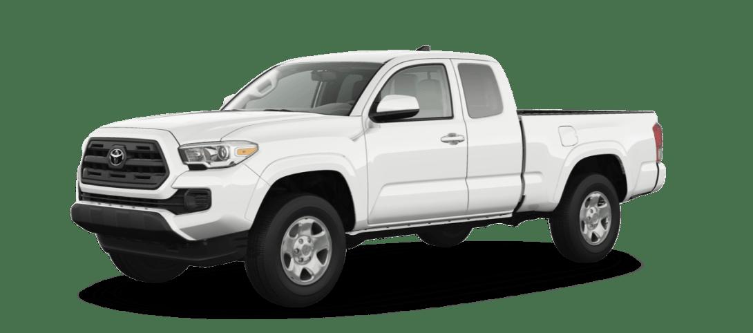 2019 Tacoma - Toyota Canada