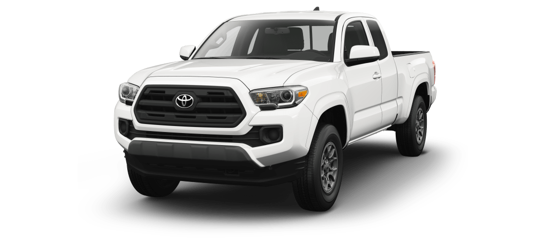 Build Your Toyota Tacoma Toyota Canada