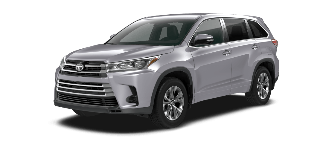 Build Your Toyota Highlander Toyota Canada