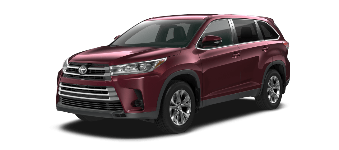Toyota Build And Price >> Build Your Toyota Highlander Toyota Canada