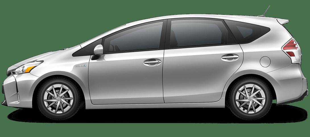 2017 Prius v - Toyota Canada