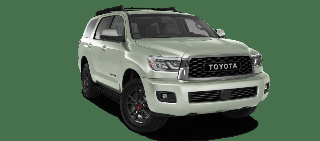 2021 Sequoia - 8 Seater SUV - Toyota Canada