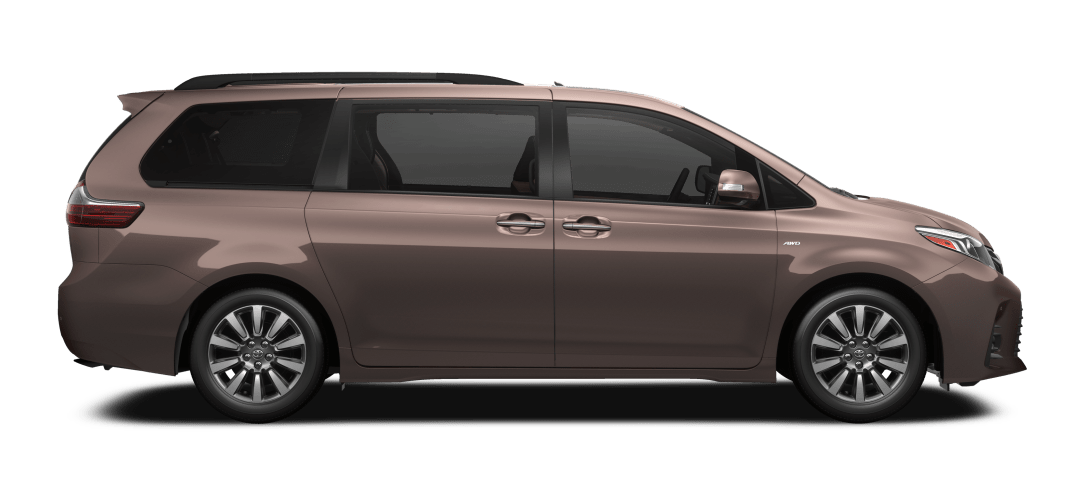 Sienna XLE AWD 7-Pass Limited Package