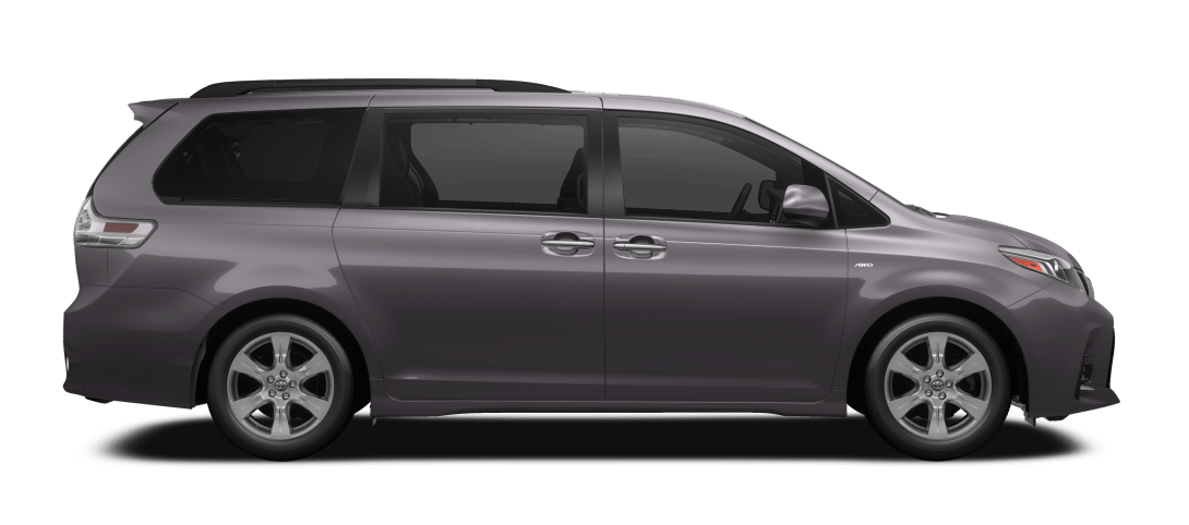 Sienna SE AWD 7-Pass