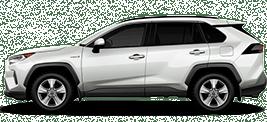 RAV4 Hybrid AWD