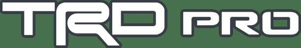 TRD Pro logo