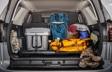 4Runner Trail rear cargo space