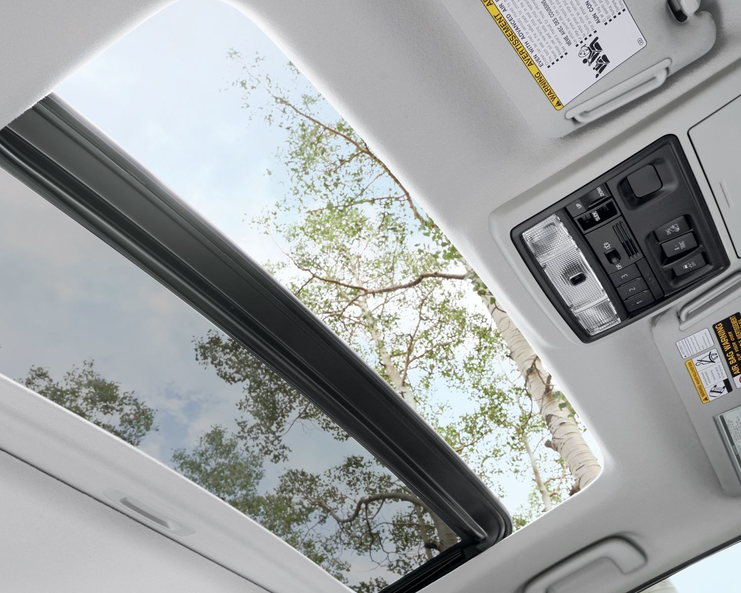 4Runner SR5 Power Moonroof