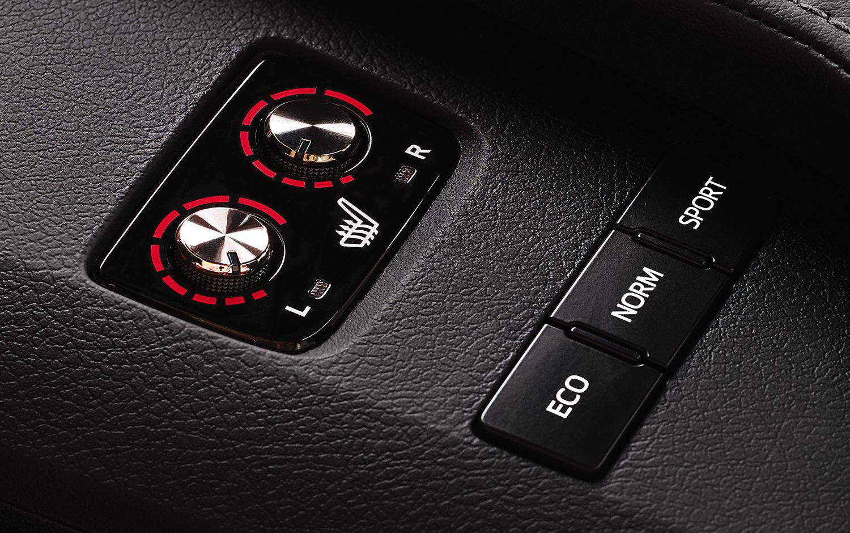 Avalon Drive Mode Select