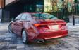 Avalon Limited AWD couleur Rouge rubis nacré