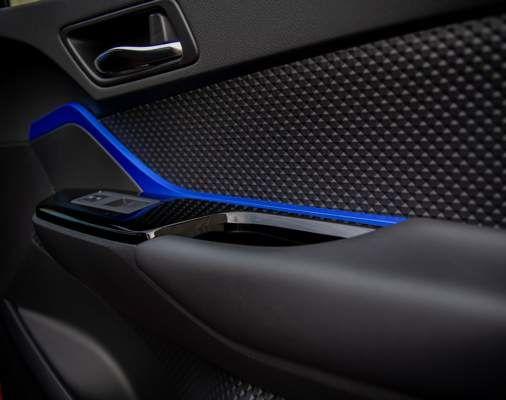C-HR XLE Premium intérior