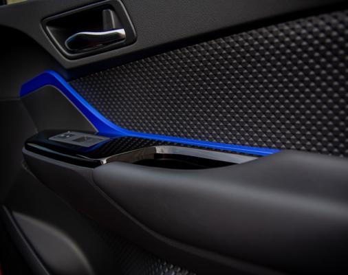 C-HR XLE Premium Interior