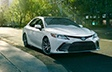 Camry XLE shown in Wind Chill Pearl