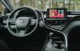 Camry XSE AWD avec intérieur en cuir sport noir