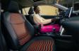 Corolla Cross Standard Heated Front Seats
