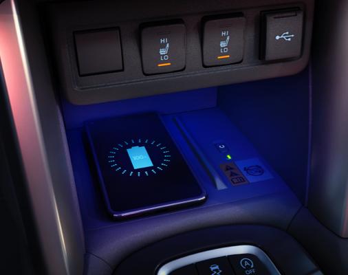 Recharge sans fil de la Corolla Cross LE Premium AWD