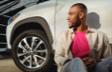 Roues de 18 po en alliage de la Corolla Cross XLE AWD