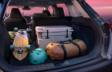 Banquette arrière divisée 60/40 à dossiers rabattables de la Corolla Cross