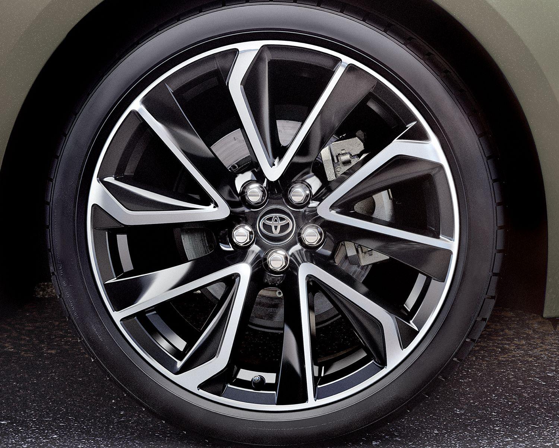 Corolla Hatchback XSE Wheel