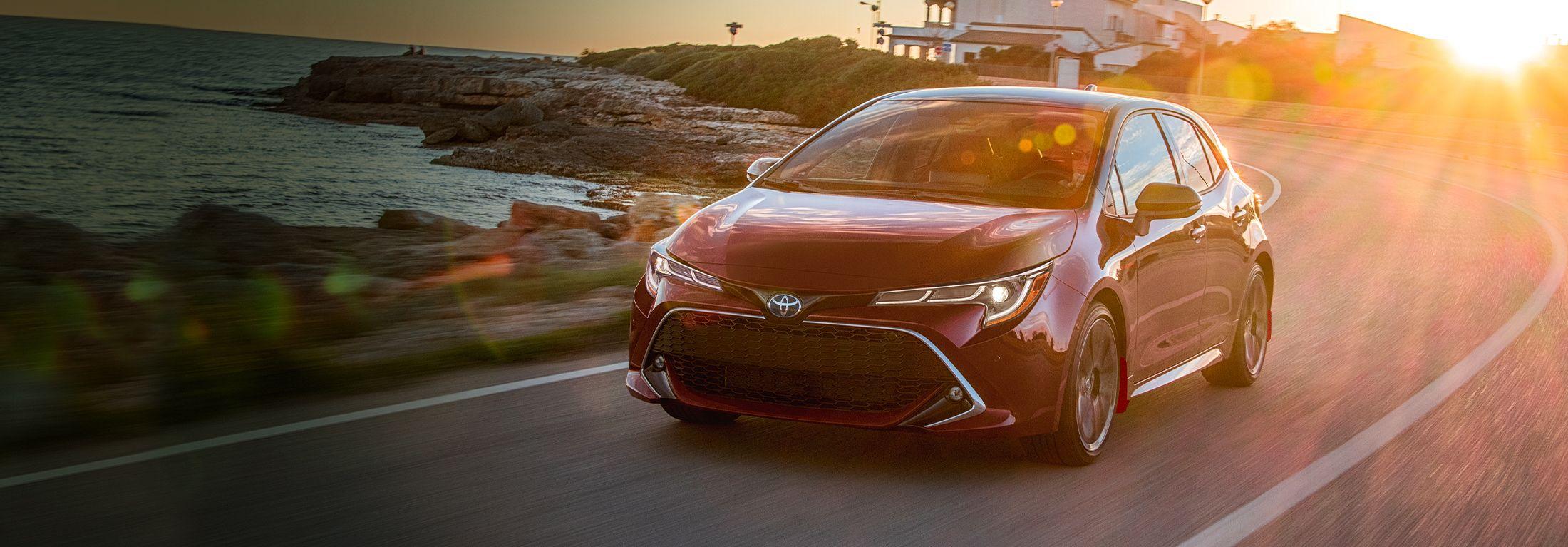 Corolla hatchback 2022