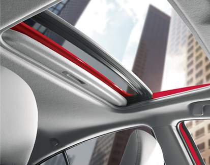 Prius c Technology Power Moonroof