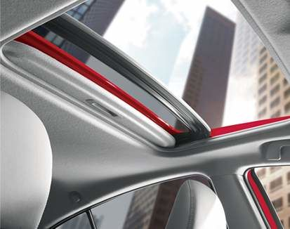 Prius c Technology with Moonroof Package