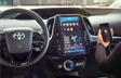 Prius Prime Technology with Apple Carplay