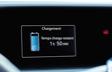 Écran de recharge de la Prius Prime