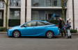 Prius Technology AWD-e shown in Electric Storm Blue