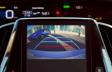 Prius backup camera