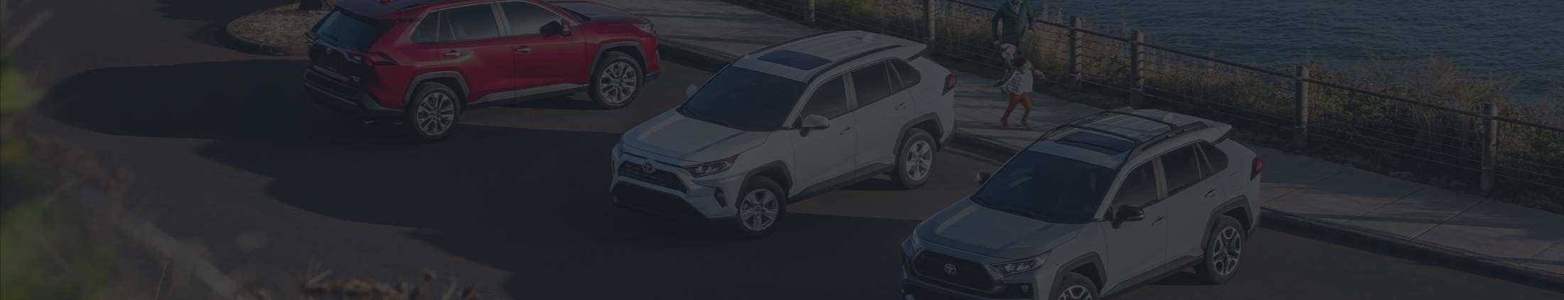 RAV4 et <br /> RAV4 hybride 2020