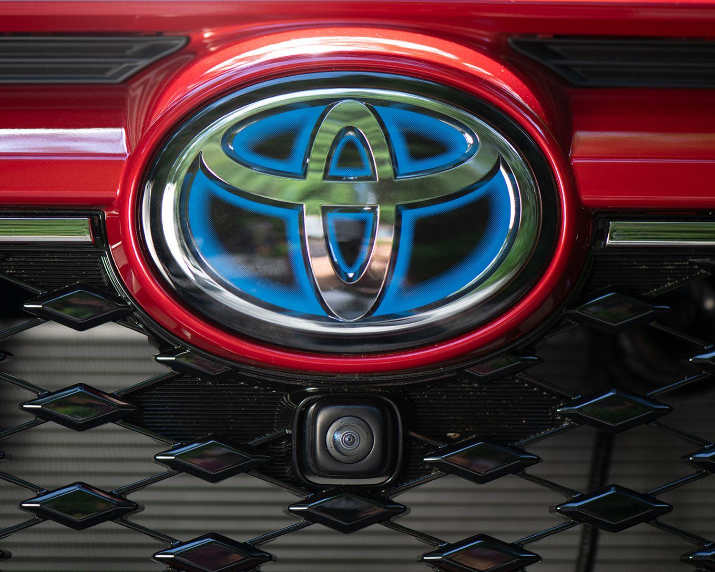 Calandre du RAV4 Prime XSE AWD