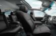 Intérieur du Sequoia TRD Pro avec cuir noir