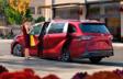 Sienna XSE couleur Rouge rubis nacré avec capteur activé par le pied