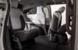 Intérieur en SofTex Gris flanelle de la Sienna XSE 7 places couleur Pierre lunaire